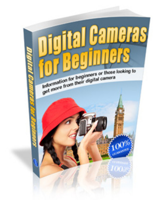 Product picture Digital Cameras For Beginners - Get More From Pictures