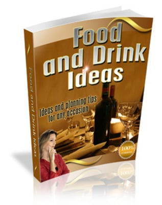 Product picture Good Food And Drink Ideas - Tips For Any Occasion