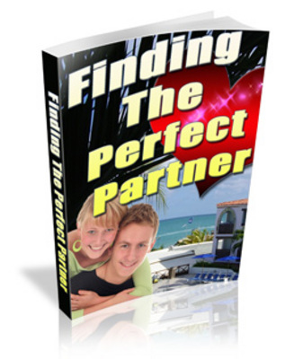 Product picture Finding The Perfect Partner - Help Your Love Life