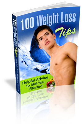 Product picture 100 Weight Loss Tips - Healthy Way To Get Started
