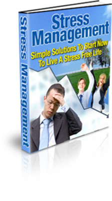 Product picture Stress Management - Live A Stress Free Life